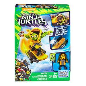 Mega Bloks Teenage Mutant Ninja Turtles Movie 2 - Turbo Skateboard Mikey