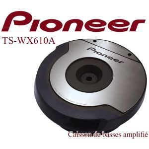 Pioneer TS-WX610A - Caisson de basse amplifié