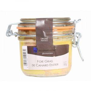 Halte Gourmande Foie gras de canard entier du Sud Ouest Cdm 125g