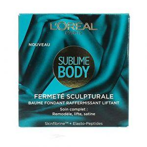 L'Oréal Sublime Body Fermeté Sculpturale - Baume Corps Fondant Raffermissant Liftant