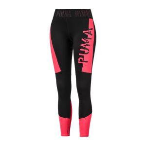 Puma Legging de training fitness logo tight 7/8 Noir / Rose - Taille L;M;S;XL;XS