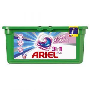 Ariel Lessive 3 en 1 Pods Fresh Sensation Pink 30 doses