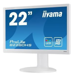 "iiyama ProLite B2280HS-1 - Ecran LED 22"""