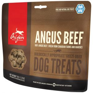 Orijen Angus Beef Singles Treats