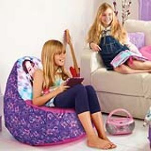 Worlds Apart Fauteuil gonflable Violetta disney channel