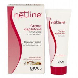 Laboratoires Bioes Netline - Crème dépilatoire visage