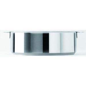 Cristel S32Q - Sauteuse inox Mutine Amovible 32 cm