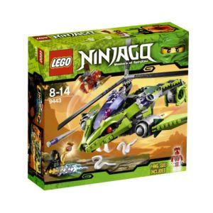 Lego 9443 - Ninjago : Le sercoptère