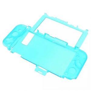 Straße Game Coque Plastique De Protection Pour Nintendo Switch + Joycon - Bleu