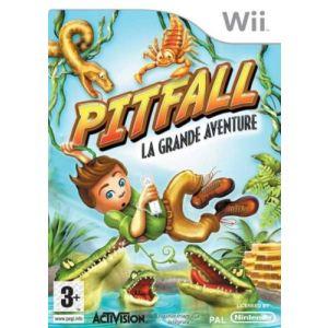 Pitfall : La Grande Aventure [Wii]