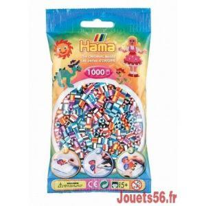 Hama 1 000 Perles Standard (Ø5 Mm)- Bicolore Mix 6