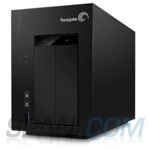 Seagate STCT2000200 - Boîtier réseau NAS 2 baies 2 To