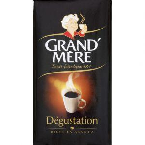 Grand' mère Café moulu pur arabica - Le paquet de 250g