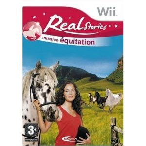 Real Stories : Mission Equitation [Wii]