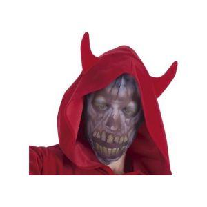 Rubie's Cagoule en Tissu Tête de Mort Zombie