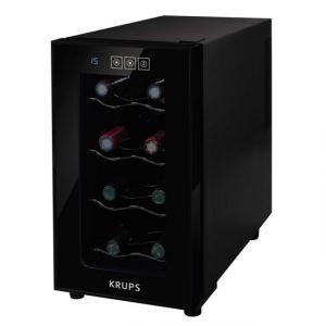 Krups JC300800 - Cave de mise en service 8 bouteilles