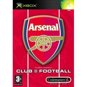 Club Football : Arsenal [XBOX]