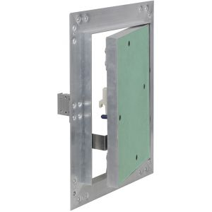 wiltec Trappe visite Cadres Aluminium 20x30cm 12,5mm Pacoplatre Porte Clapet révision Alu Maintenance