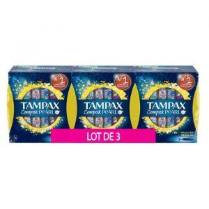 Tampax Compak Pearl 28 Tampons - Regular