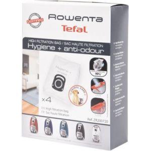 Rowenta ZR200520 - 4 sacs hygiène + pour aspirateurs