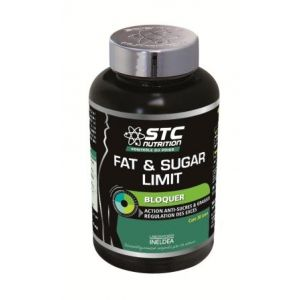 Scientec nutrition Fat & Sugar Limit 90 gélules