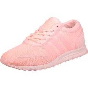 Adidas Los Angeles K W Running chaussures rose rose 35,5 EU