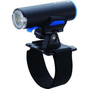 Éclairage avant/arrière ScoutCombo LED 200/10 lumen Noir/Bleu - BL