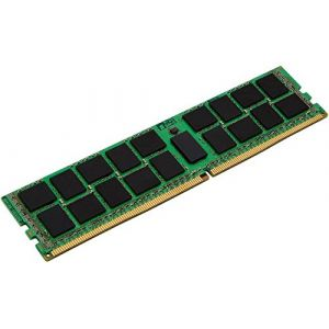Kingston DDR4 - 16 Go - DIMM 288 broches - 2133 MHz / PC4-17000 - CL15 - 1.2 V - mémoire sans tampon - ECC - pour Dell PowerEdge T130