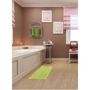 Tapis salle de bain vert x 60 cm - Comparer 111 offres