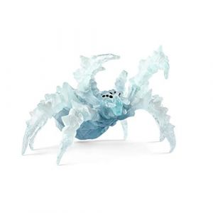 Schleich Eldrador Creatures 42494 - Figurine Araignée de glace