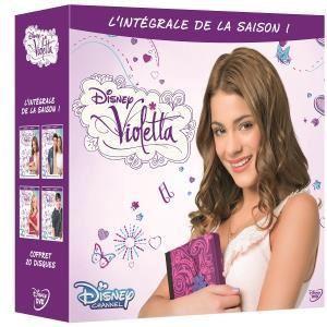 Violetta - L'intégrale de la saison 1