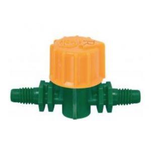 Ribiland Vanne arrêt cannelée D. 6 mm (3 pces) - PRA/MIB.0055 - RIBIMEX