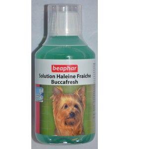 Beaphar Buccafresh Solution haleine fraîche pour chien et chat 250 ml