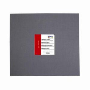 Artémio Album gris anthracite 30x30cm