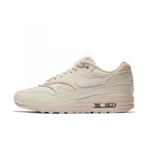 Nike Baskets Air Max 1 LX Glow in the Dark pour Femme - Crème Crème - Taille 40.5