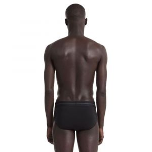 Calvin Klein Vêtements intérieurs Focused Fit Hip Brief - Bla - M