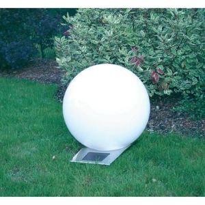 Esotec 106042 - Boule de lumière solaire de jardin Trendy 300 mm