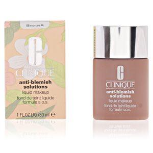 Clinique Anti-blemish solutions 06 Fresh Sand - Fond de teint liquide formule s.o.s.