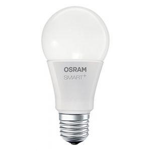 Osram SMART+ Ampoule Connectée LED Dimmable - Culot E27 - Equivalent 60W - Blanc Chaud 2700K - Pilotable Uniquement avec un Appareil Apple (Application Maison d'Apple) - Lot de 1