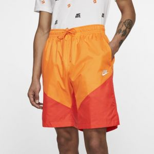 Nike Short d'athlétisme Sportswear Windrunner pour Homme - Orange - Taille M - Male