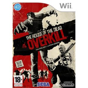 House of the Dead : Overkill + Hand Cannon [Wii]