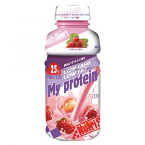 Nutrisport Isotonique My Protein Drink Strawberry 12 Units