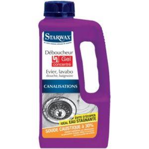 Starwax Déboucheur gel pour cuisine et salle de bains