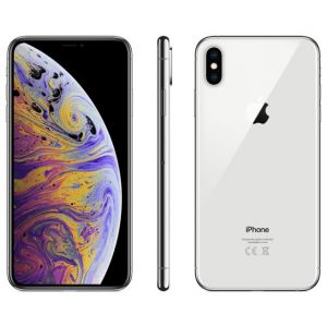 Apple iPhone Xs Max Argent 64 Go