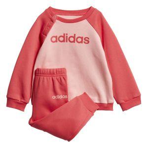 Adidas Survêtement I PKM Set Rouge - Taille 3-4 Ans