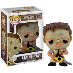 Funko Figurine Pop! Leatherface