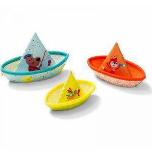 Lilliputiens 3 petits bateaux