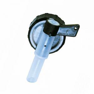 Duhalle Robinet pour fût en plastique - 5 10 20 et 30 L - Accessoires de cave