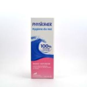 Physiomer Hygiène nasale micro-diffusion pour nourissons