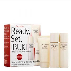 Shiseido Ibuki - Coffret 3 produits